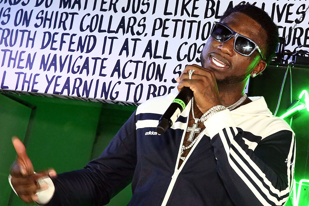 Gucci Mane Performs at Coachella