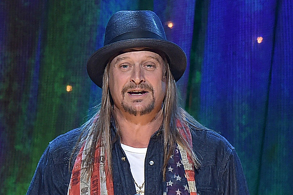 Kid Rock Meets With Donald Trump