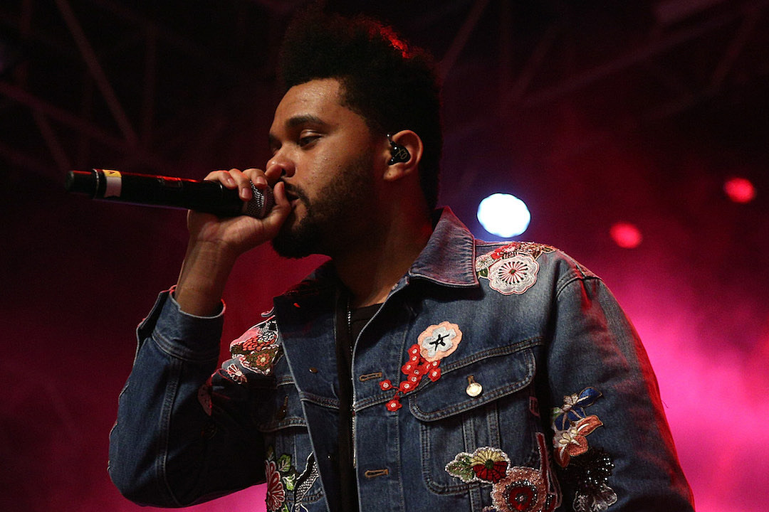 The Weeknd makes tour stop at CLA