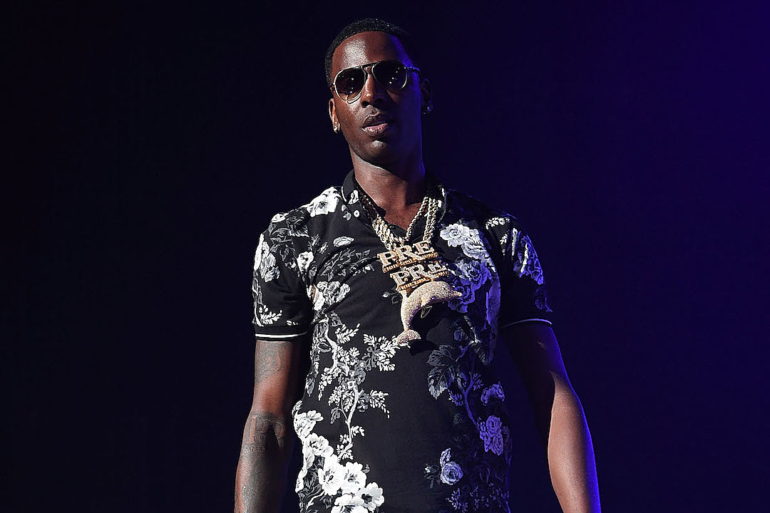 Rapper Young Dolph targeted in second shooting