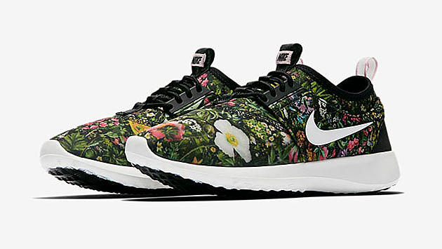 nike internationalist premium spring garden