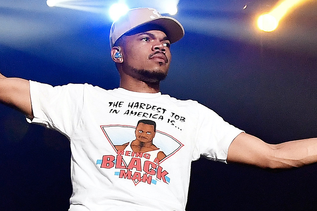 Chance The Rapper Inspiring Chicago Students