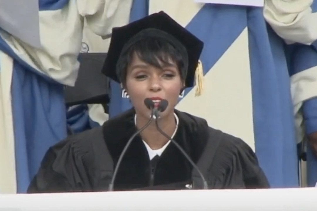 Janelle Monae to Dillard University Graduates: 'Choose Freedom Over Fear' [VIDEO]