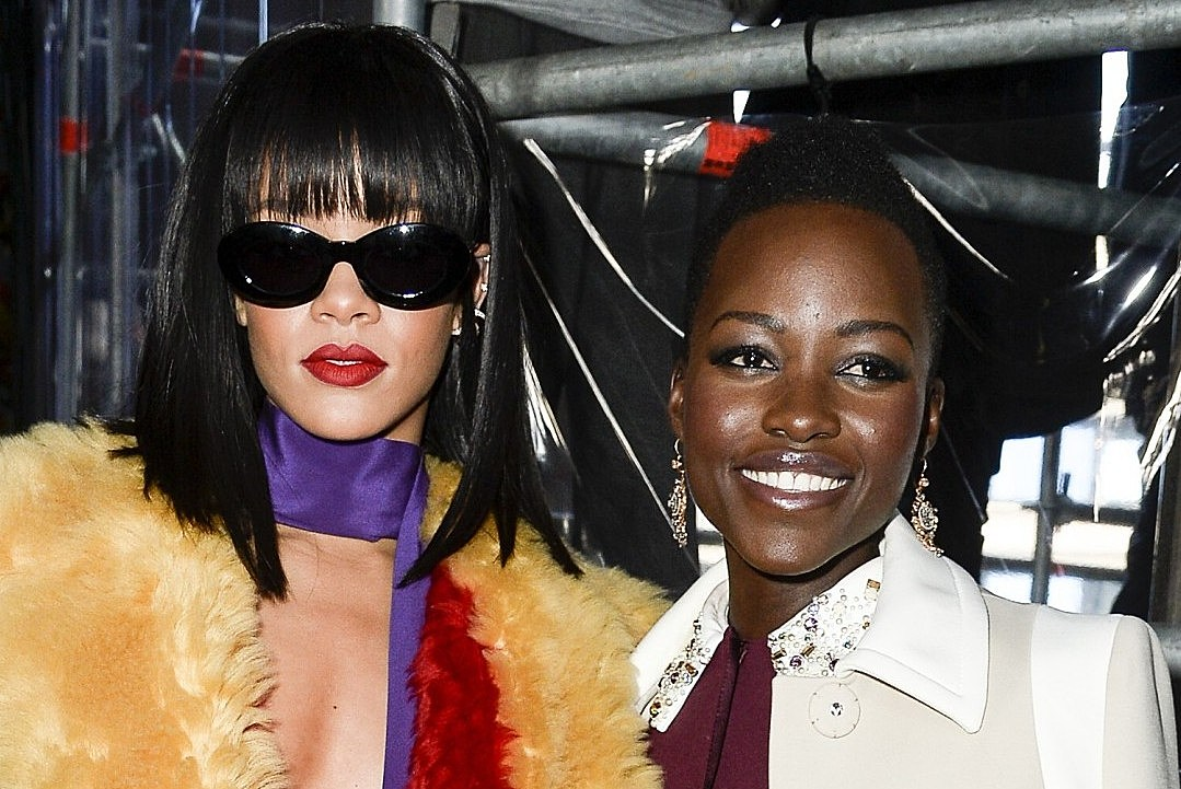 That Rihanna and Lupita Nyong'o heist movie might actually happen