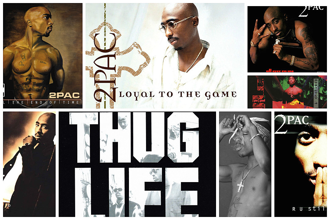 2Pac's Albums, Ranked Worst To Best
