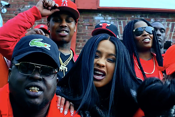 Cardi B Is Not Here for the Haters in 'Pull Up' Video [WATCH]