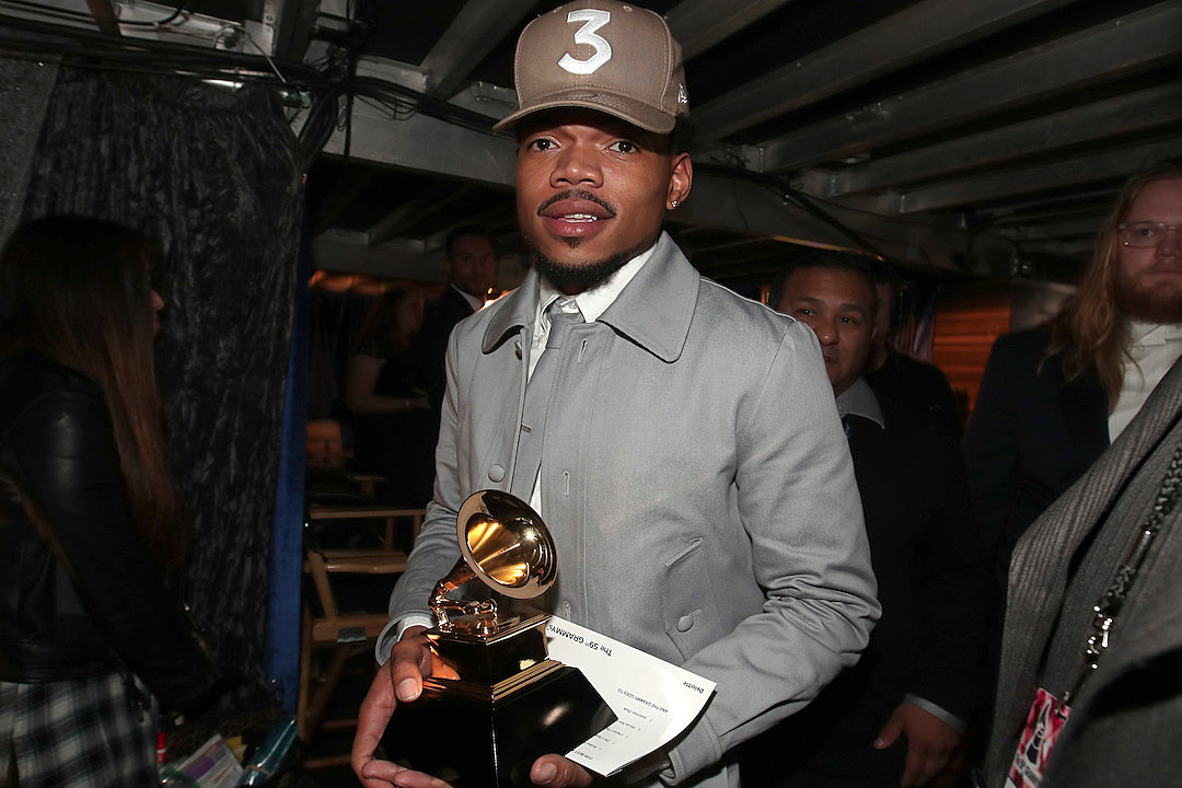 Chance the Rapper 2017 Grammys