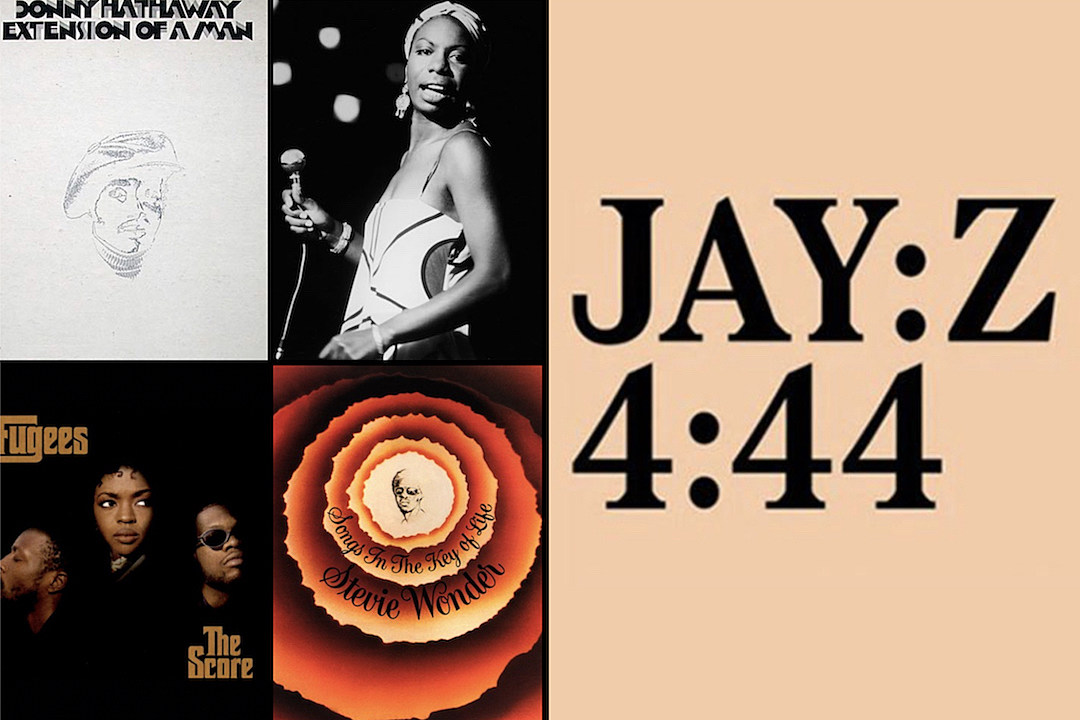 10 Soul and Hip-Hop Samples from JAY-Z's '4:44' Album
