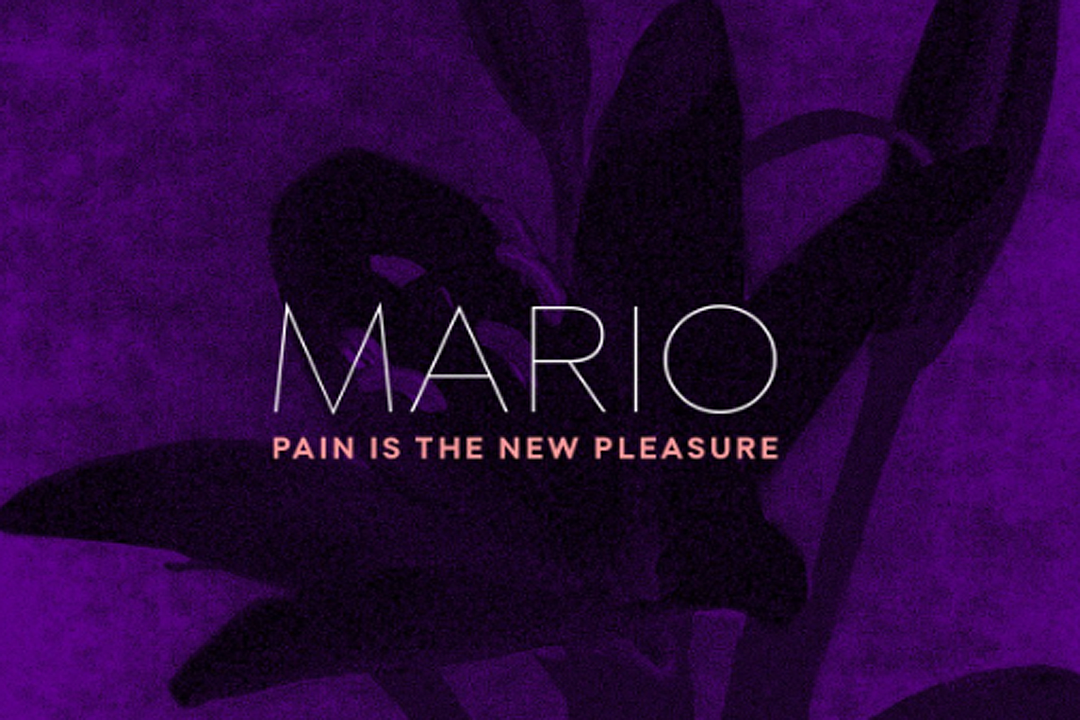 Mario Fights His Personal Demons on New Single 'Pain is the New Pleasure'