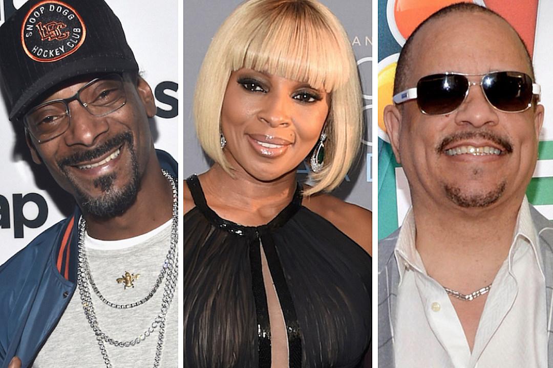 Snoop Dogg Mary J Blige Ice T