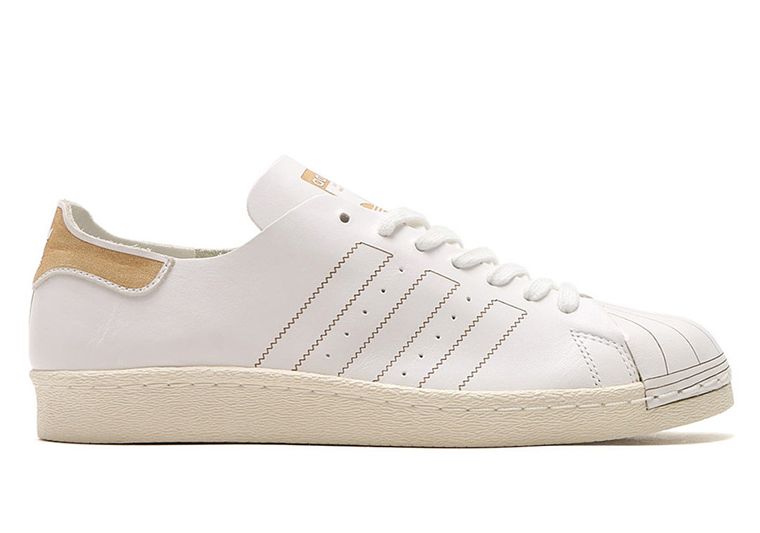 on sale 09bb4 cdeb2 Adidas Superstar 80s W (White   Core Black) End