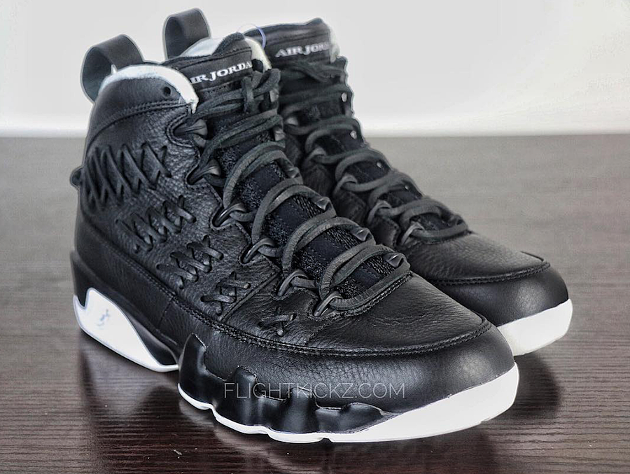 air jordan 9 baseball glove pack