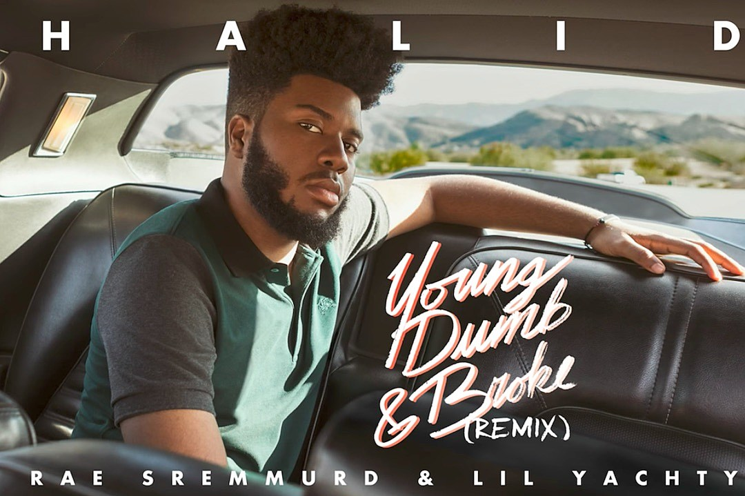 Khalid Releases 'Young, Dumb & Broke' Remix With Rae Sremmurd and Lil Yachty