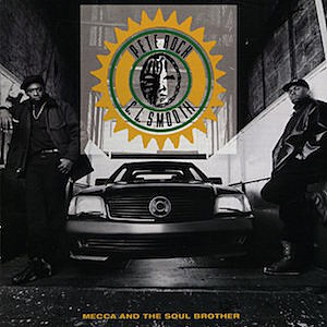 They Reminisce: Pete Rock & C.L. Smooth's 'Mecca and the Soul Brother' Turns 25