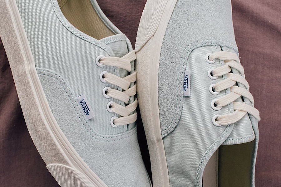 vans authentic pastell