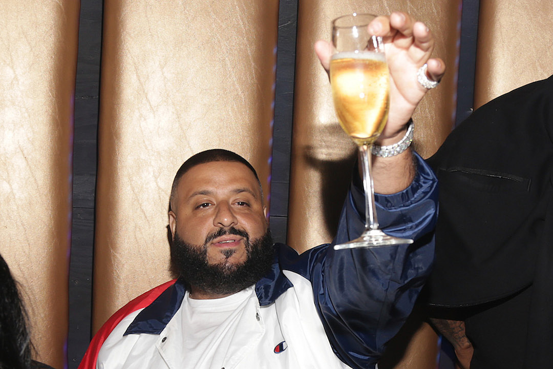 DJ Khaled Grateful Two Weeks at No. 1