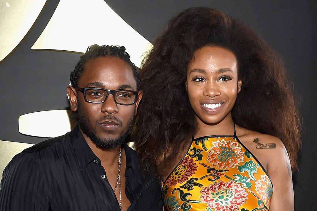 Kendrick Lamar SZA