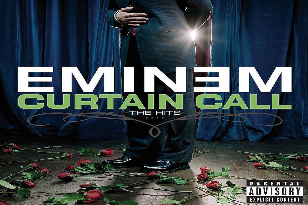 Eminem's 'Curtain Call' Has Been on Billboard Charts for 350 Weeks