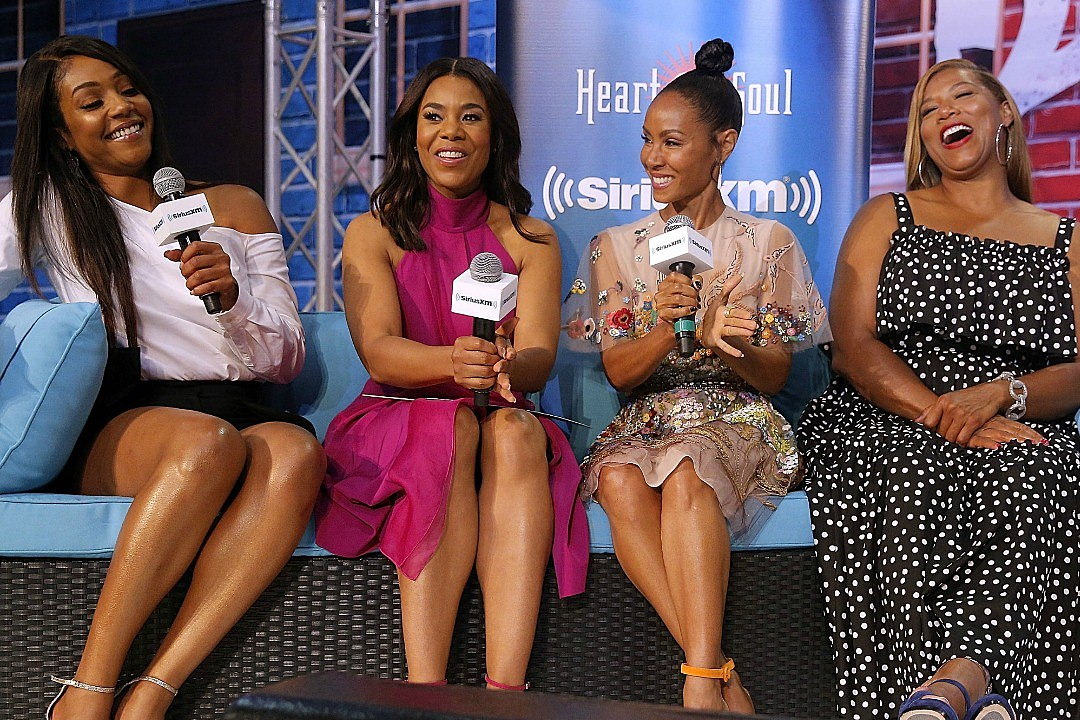 'Girls Trip' Has Best R-Rated Comedy Opening in 2 Years
