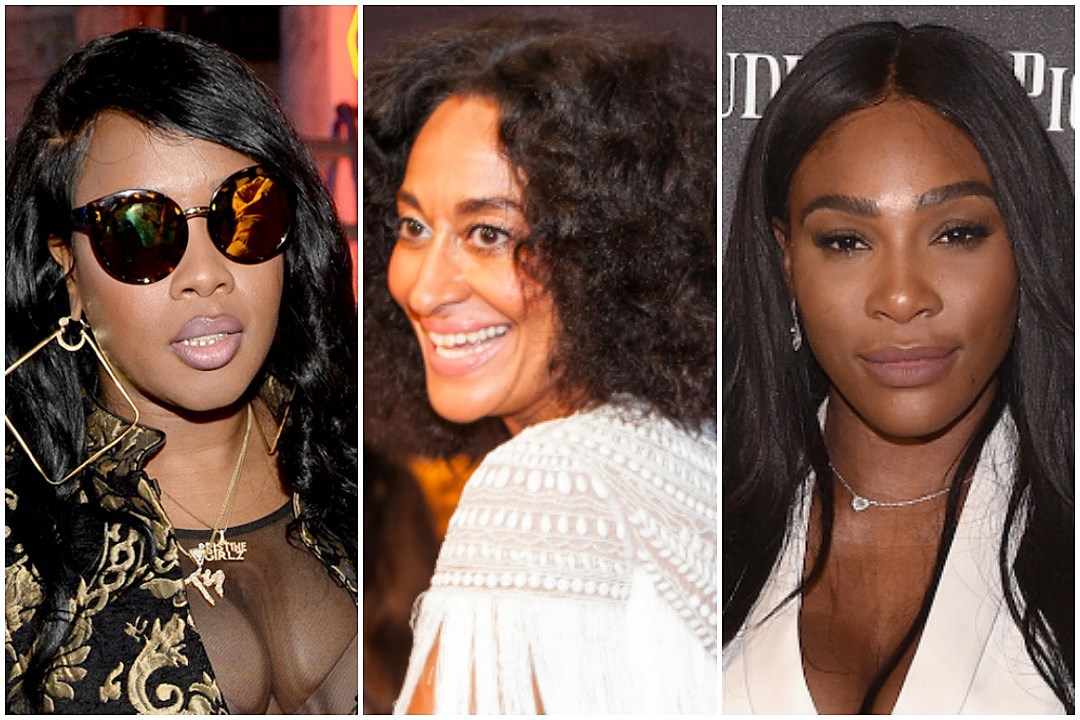 Remy Ma, Tracee Ellis Ross, Serena Williams and Other Celebs Support Black Women's Equal Pay Day