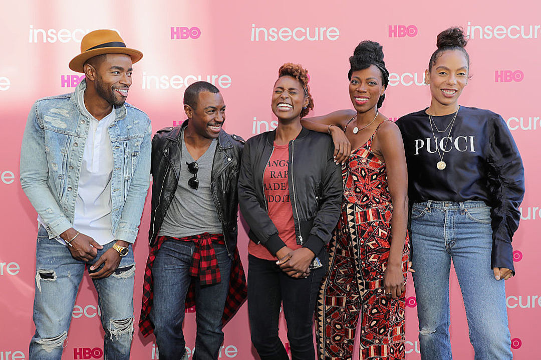"HBO's ""Insecure"" Block Party"