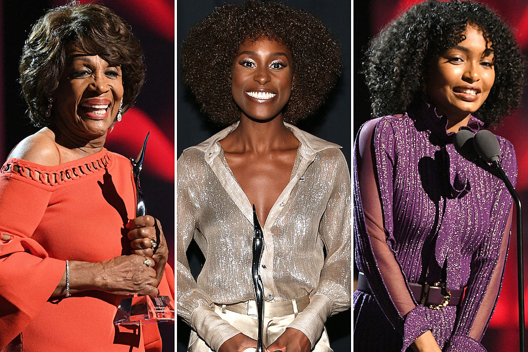 Solange Knowles and Roberta Flack honoured at Black Girls Rock Awards