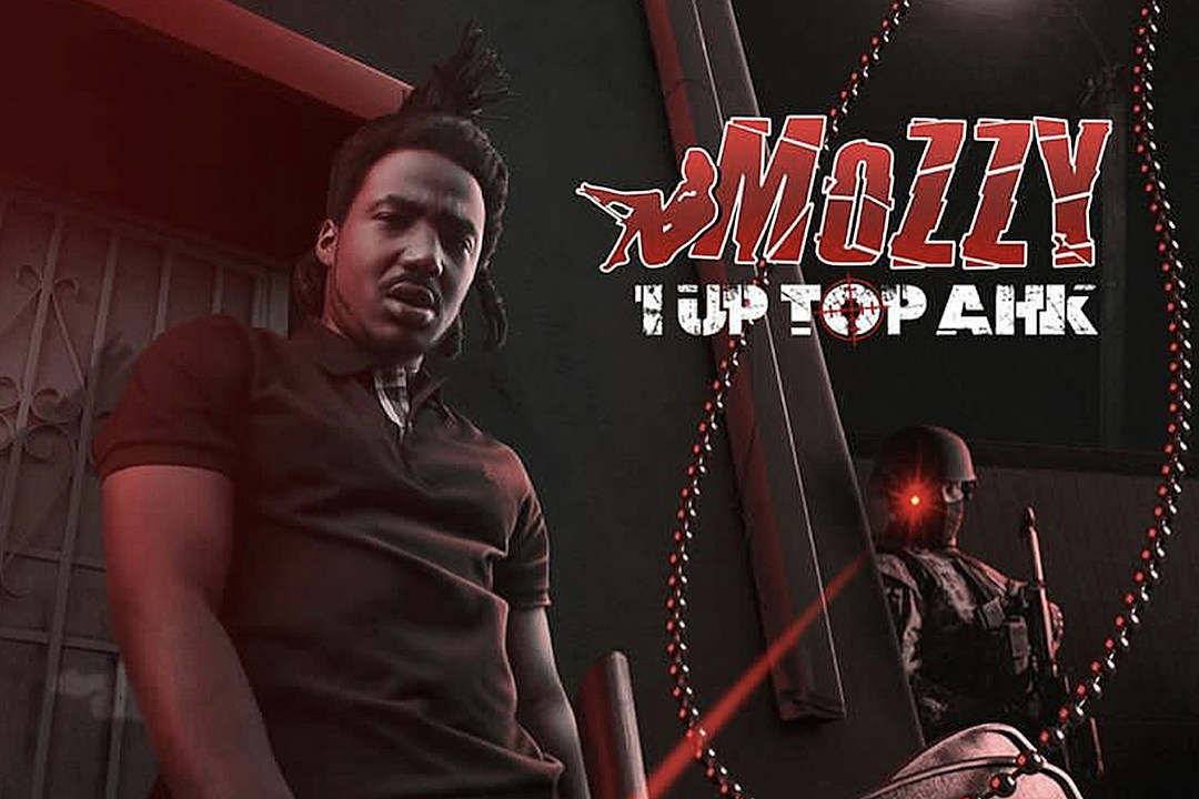 mozzy 1 up top ahk shirt