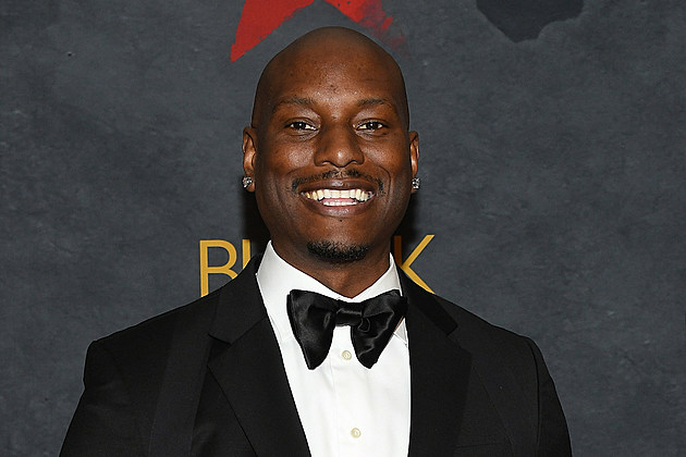 Tyrese Wants to Change Hip-Hop With His New Rap Album