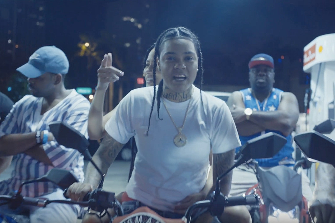 Young M.A Same Set Video