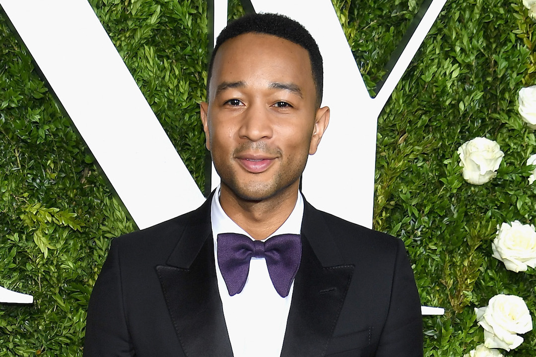 John Legend and Netflix Developing Hip
