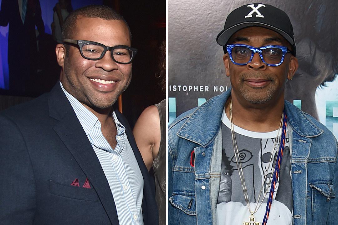 Jordan Peele and Spike Lee Are Working Together on 'Black Klansman' KKK Movie