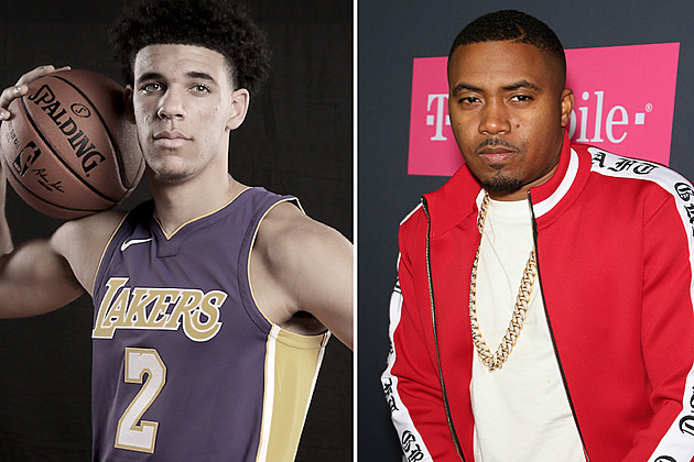 Nas' Manager Says Rapper Doesn't Know Who Lonzo Ball Is