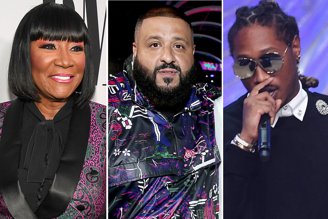 Patti Labelle DJ Khaled Future BMI R&B Hip-Hop Awards