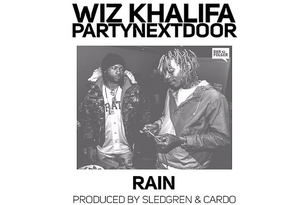 Wiz Khalifa and PARTYNEXTDOOR Get Raunchy On New Song 'Rain'
