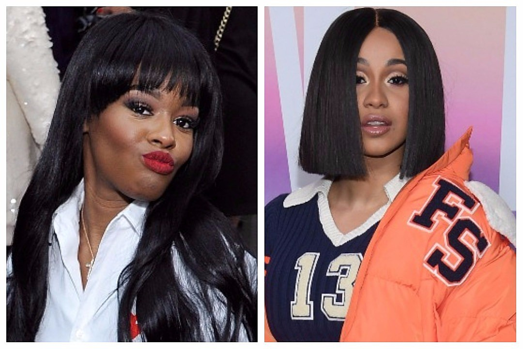 Azealia Banks Slams Cardi B's Success: 'Black Industry Men Are Too Hype for This Latina Girl'