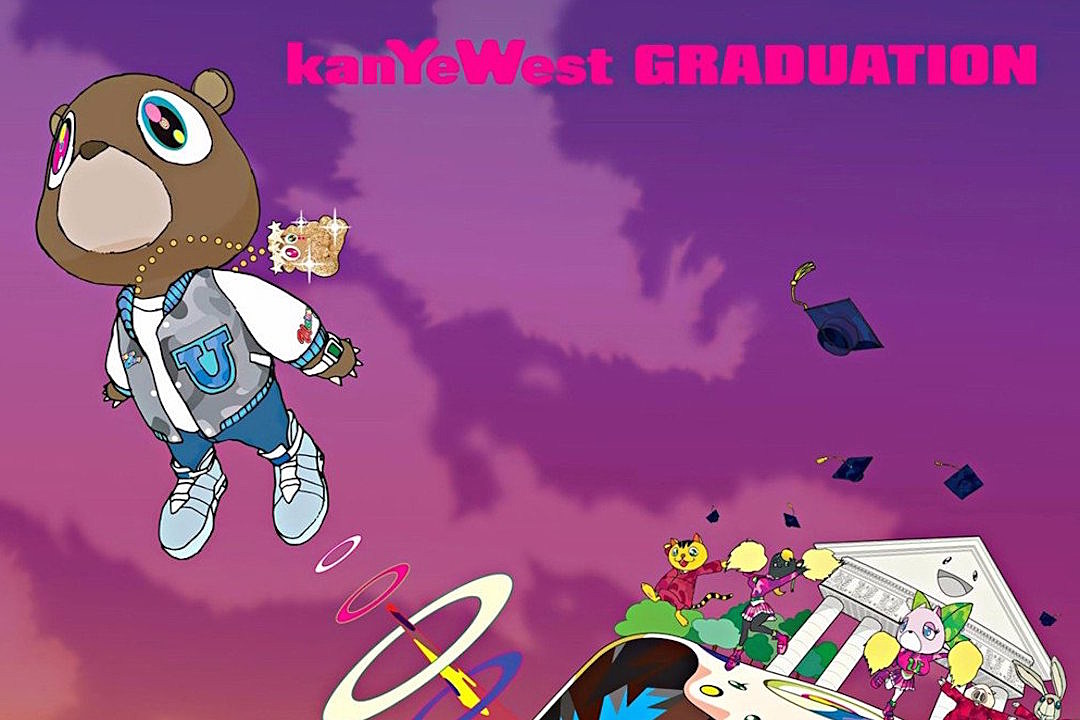 Kanye West's 'Graduation' Aimed for Stadium Status and Solidified ...