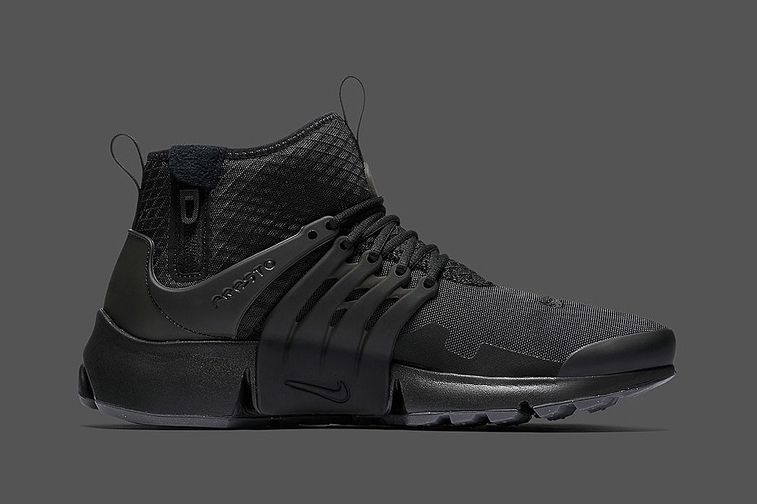 nike air presto mid utility. Black Bedroom Furniture Sets. Home Design Ideas