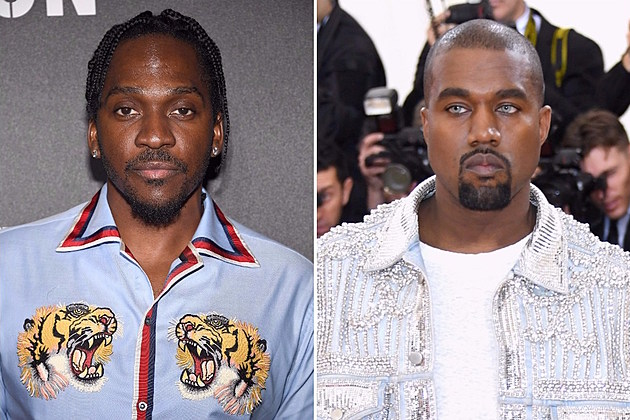 Pusha T and Kanye West Have Made Three Versions  'King Push' Album