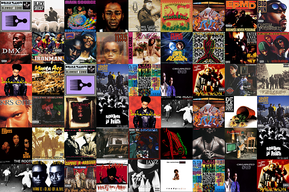 50 Greatest East Coast Hip-Hop Albums of the 1990s
