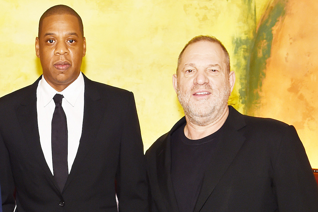JAY-Z Interested in Buying Stake in Weinstein Company