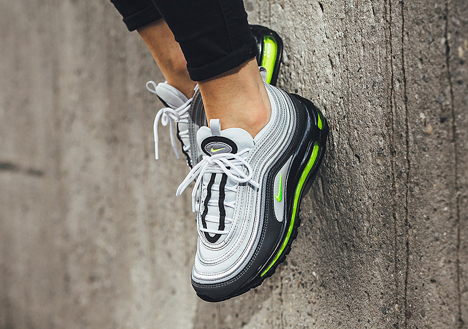 f21ace960f67e best sneaker of the week nike air max 97 neon 324e3 1e4a0