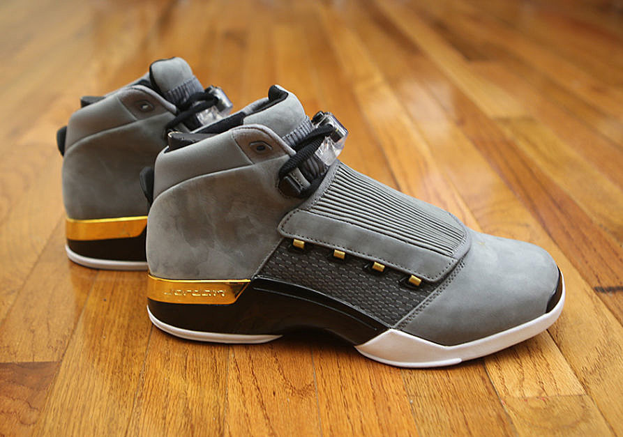 3512fb6b71d For fans of the Air Jordan 17 Marcus Jordan's Trophy Room just dropped some  pretty exclusive heat. They've taken the model and dressed it up in some  premium ...