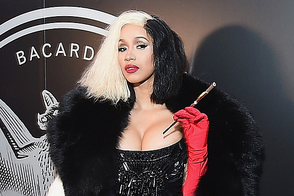 Cardi B Modeling: Cardi B Wants To Be A Better Example To Little Girls [VIDEO]