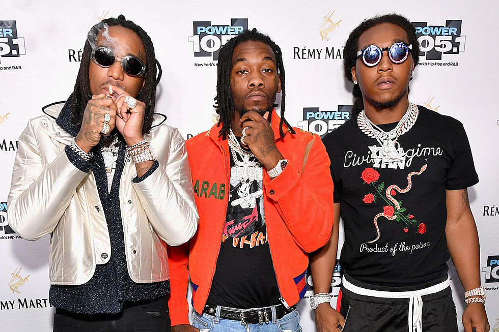 MIGOS ANNOUNCES 'CULTURE II' RELEASE DATE