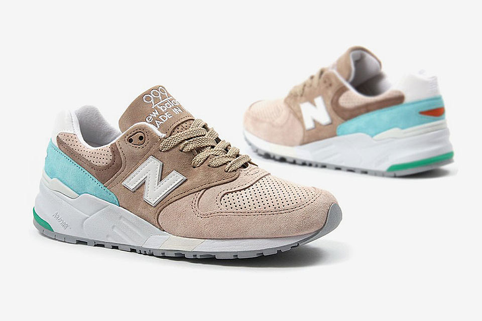 Daily Sneaker Round Up: New Balance 999, Nike Vandal and adidas Forum