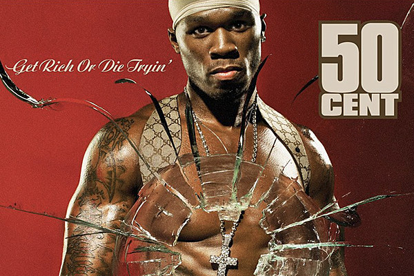 Fans Salute 15th Anniversary of 50 Cent's 'Get Rich or Die ... 50 Cent Get Rich Or Die Tryin
