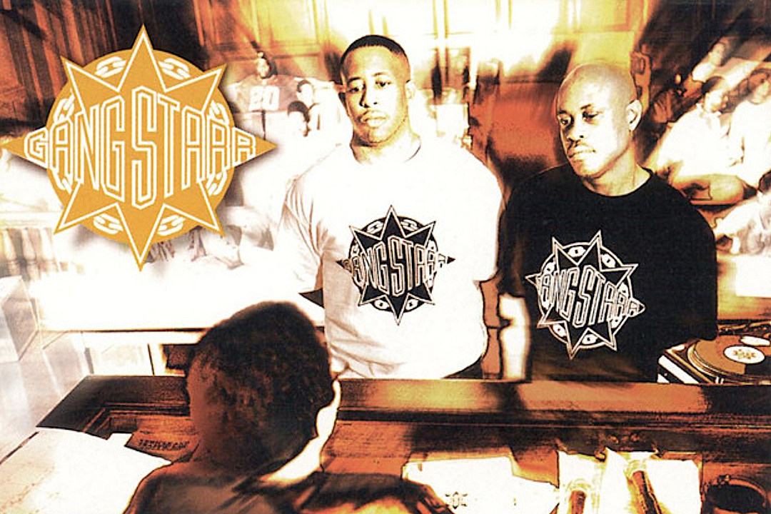 Gang Starr Moment of Truth Album