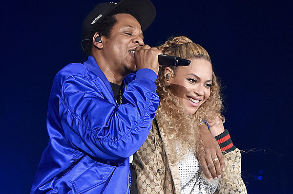 beyonce jay z on the run tour songs