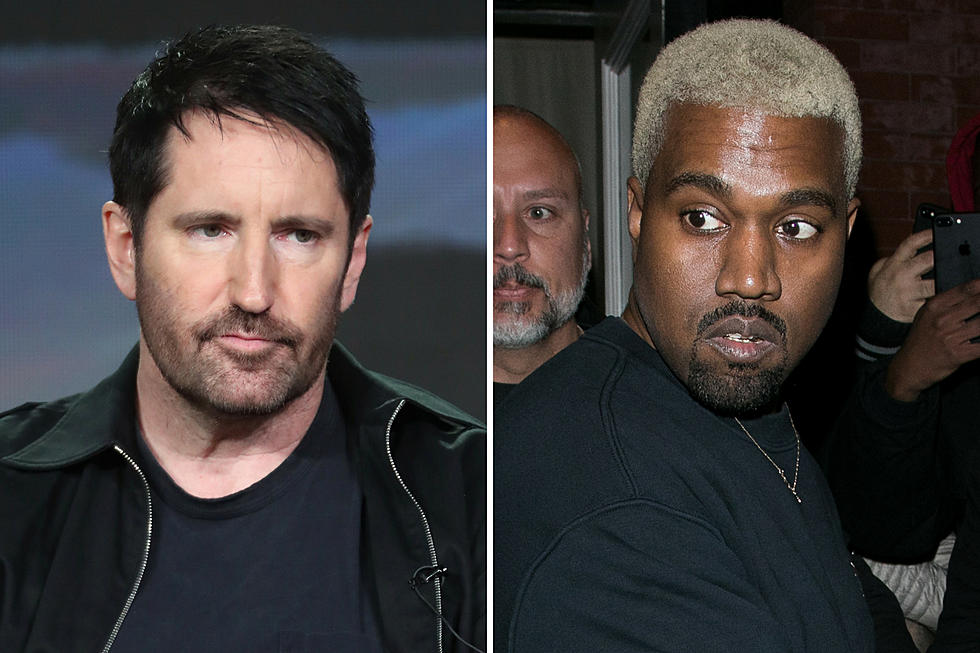 Trent Reznor On Kanye West: He\'s \