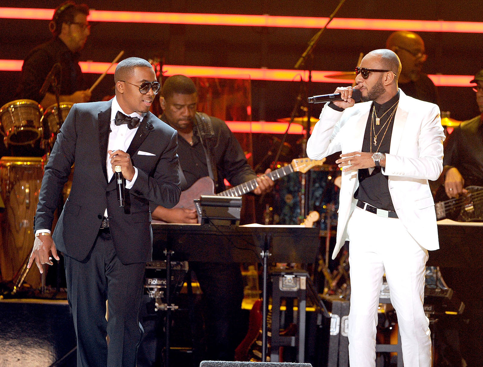 Swizz Beatz Reveals That He Produced an Unreleased Nas Album